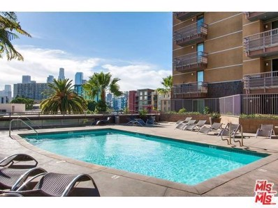 629 TRACTION Avenue UNIT 630, Los Angeles, CA 90013 - MLS#: 19438240