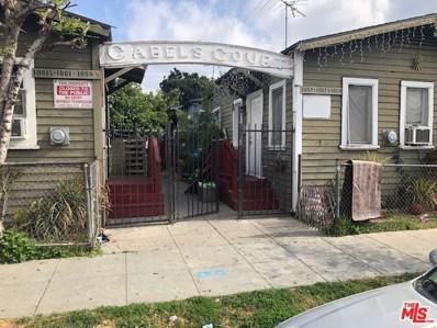 1857 Cordova Street, Los Angeles, CA 90007 - MLS#: 19438256