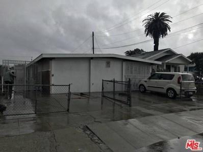 200 W Cypress Street, Compton, CA 90220 - MLS#: 19438800