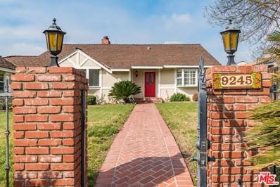 9245 Balcom Avenue, Northridge, CA 91325 - MLS#: 19439154