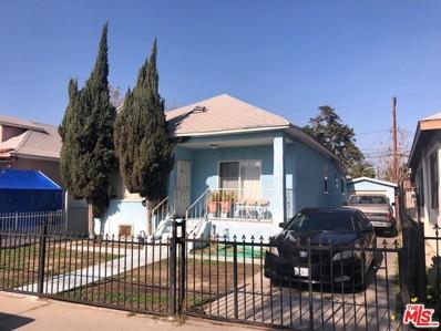 943 E 52ND Street, Los Angeles, CA 90011 - MLS#: 19439366
