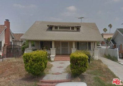 542 N Serrano Avenue, Los Angeles, CA 90004 - MLS#: 19440000