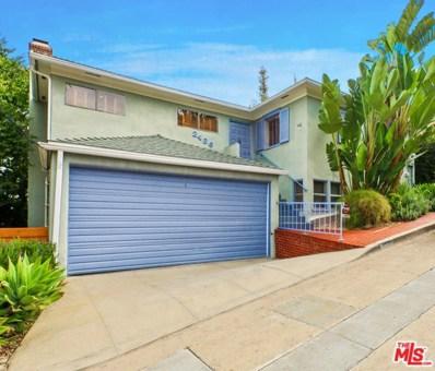 2436 Ronda Vista Drive, Los Angeles, CA 90027 - MLS#: 19440420