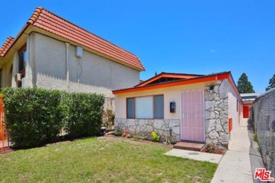 715 N Garfield Street, Santa Ana, CA 92701 - MLS#: 19440482