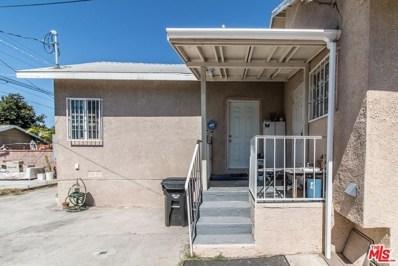 2815 ARLINGTON Avenue, Los Angeles, CA 90018 - MLS#: 19440542