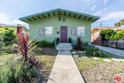 5123 S Van Ness Avenue, Los Angeles, CA 90062 - MLS#: 19441178