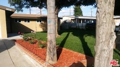 3675 Andover Street, Corona, CA 92879 - MLS#: 19441992