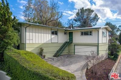 1214 Las Flores Drive, Eagle Rock, CA 90041 - MLS#: 19442016
