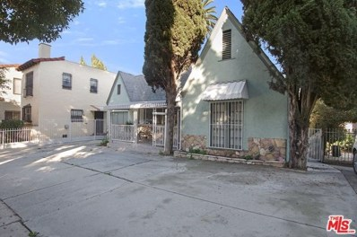 1310 S Mansfield Avenue, Los Angeles, CA 90019 - MLS#: 19442522