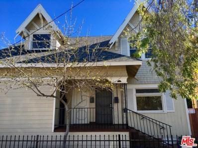 2624 S Budlong Avenue, Los Angeles, CA 90007 - MLS#: 19443882
