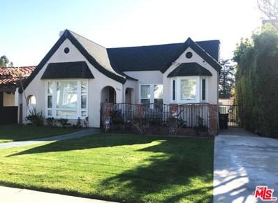 1630 S CREST Drive, Los Angeles, CA 90035 - MLS#: 19444042