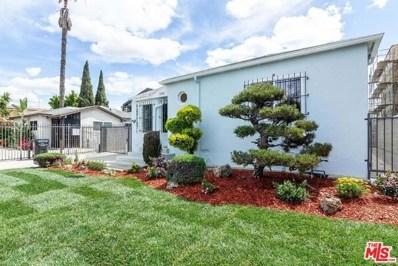 1050 S Bronson Avenue, Los Angeles, CA 90019 - MLS#: 19444724