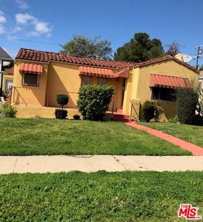 1541 S GENESEE Avenue, Los Angeles, CA 90019 - MLS#: 19444854