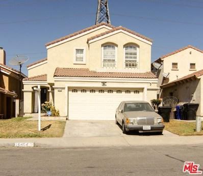 16454 Applegate Drive, Fontana, CA 92337 - MLS#: 19445266