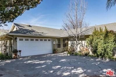 5679 Ruthwood Drive, Calabasas, CA 91302 - MLS#: 19445276