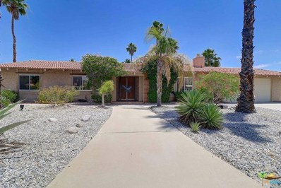 1040 N CERRITOS Drive, Palm Springs, CA 92262 - #: 19446548PS
