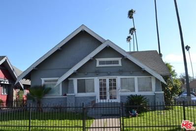 2096 W 29TH Street, Los Angeles, CA 90018 - MLS#: 19446946