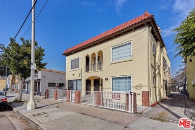 1853 W Adams, Los Angeles, CA 90018 - MLS#: 19447714