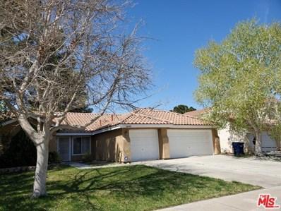 37731 Wisteria Trail, Palmdale, CA 93552 - MLS#: 19447768