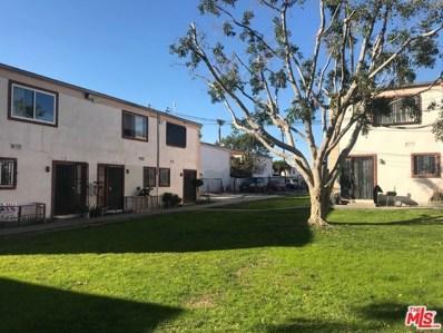 1000 E Bishop Street UNIT F2, Santa Ana, CA 92701 - MLS#: 19448550