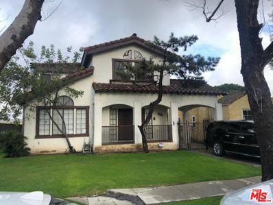 8920 S HARVARD, Los Angeles, CA 90047 - MLS#: 19448600