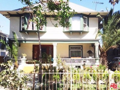 2718 Kenwood Avenue, Los Angeles, CA 90007 - MLS#: 19449224