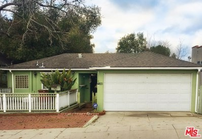 4871 Hartwick Street, Los Angeles, CA 90041 - MLS#: 19449974
