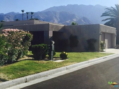 1589 Sunflower Court UNIT N, Palm Springs, CA 92262 - #: 19450114PS
