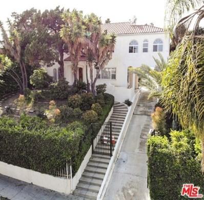 565 N Mariposa Avenue, Los Angeles, CA 90004 - MLS#: 19450500