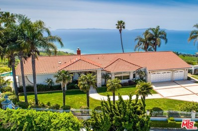 61 Oceanaire Drive, Rancho Palos Verdes, CA 90275 - MLS#: 19451576