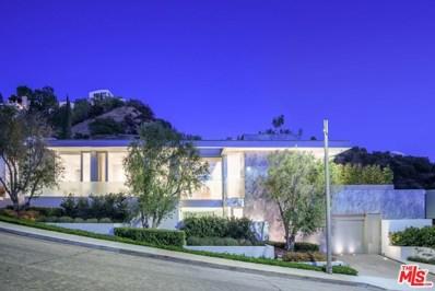 1814 N DOHENY Drive, Los Angeles, CA 90069 - MLS#: 19451818
