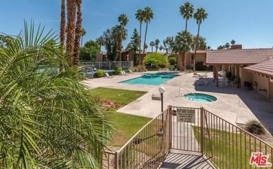 1050 E Ramon Road UNIT 60, Palm Springs, CA 92264 - MLS#: 19451954