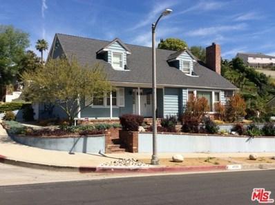 4139 DON FELIPE Drive, Los Angeles, CA 90008 - MLS#: 19452814