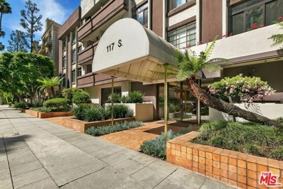 117 S DOHENY Drive UNIT 215, Los Angeles, CA 90048 - MLS#: 19452964