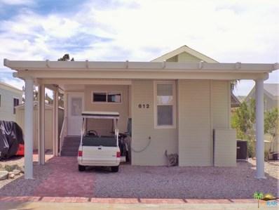 70200 Dillon Road UNIT 612, Desert Hot Springs, CA 92241 - MLS#: 19452978PS