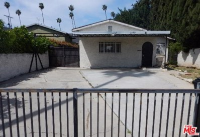 1259 Westchester Place, Los Angeles, CA 90019 - MLS#: 19453246