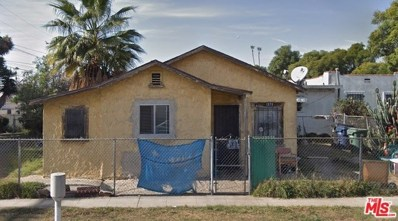 1272 E 87TH Place, Los Angeles, CA 90002 - MLS#: 19453332