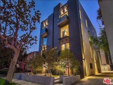 1349 N Gardner Street, Los Angeles, CA 90046 - MLS#: 19453482