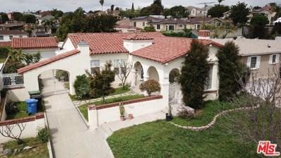 4833 Keniston Avenue, View Park, CA 90043 - MLS#: 19454392