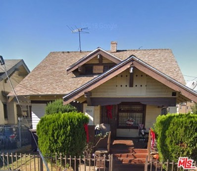 3901 Walton Avenue, Los Angeles, CA 90037 - MLS#: 19456074