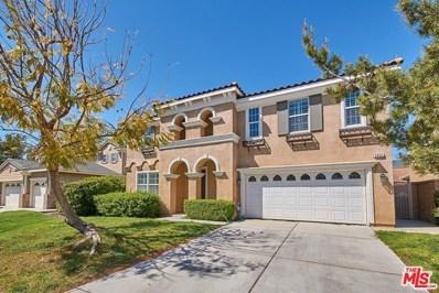 5952 MOUNT LEWIS Lane, Fontana, CA 92336 - MLS#: 19456094