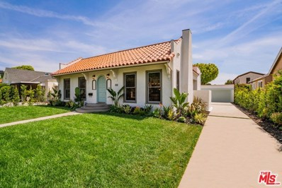 938 S Cochran Avenue, Los Angeles, CA 90036 - MLS#: 19456248
