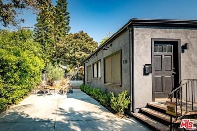 732 Robinson Street, Los Angeles, CA 90026 - MLS#: 19456300