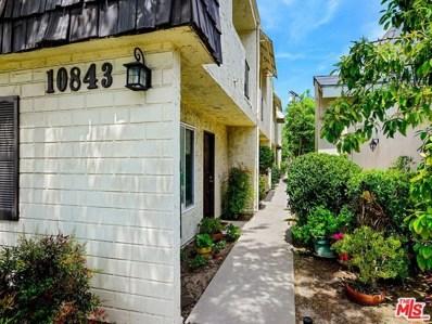 10843 Huston Street UNIT 3, North Hollywood, CA 91601 - MLS#: 19456860