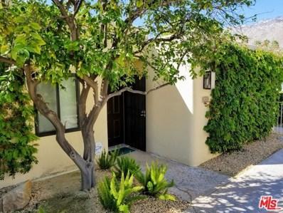 437 N HERMOSA Drive, Palm Springs, CA 92262 - MLS#: 19456892
