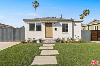 4768 Imlay Avenue, Culver City, CA 90230 - MLS#: 19457566