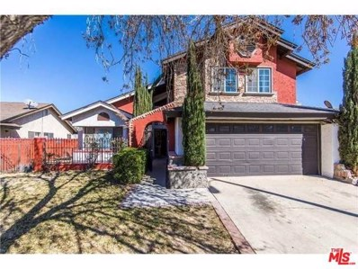 36854 Spanish Broom Drive, Palmdale, CA 93550 - #: 19457612