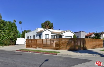 2419 S SYCAMORE Avenue, Los Angeles, CA 90016 - MLS#: 19457670