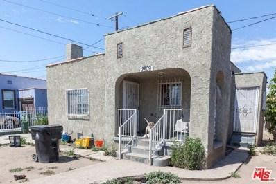 2809 W 60TH Street, Los Angeles, CA 90043 - MLS#: 19457928