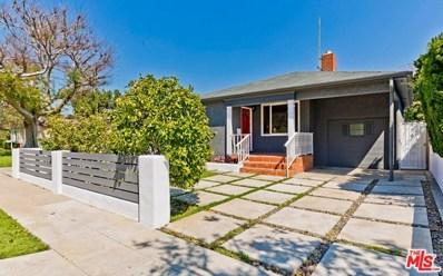 4348 MOORE Street, Culver City, CA 90066 - MLS#: 19458500